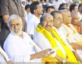 vellappally natesan in sndp new party bharat dharma jena sena launch pics 126 010