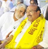 vellappally natesan in sndp new party bharat dharma jena sena launch pics 126 012