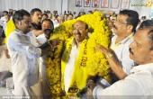 vellappally natesan in sndp new party bharat dharma jena sena launch pics 126 014