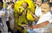 vellappally natesan in sndp new party bharat dharma jena sena launch pics 126 017