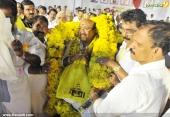 vellappally natesan in sndp new party bharat dharma jena sena launch pics 126 019