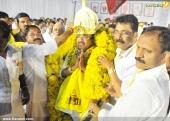 vellappally natesan in sndp new party bharat dharma jena sena launch pics 126 024