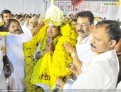 vellappally natesan in sndp new party bharat dharma jena sena launch pics 126 025