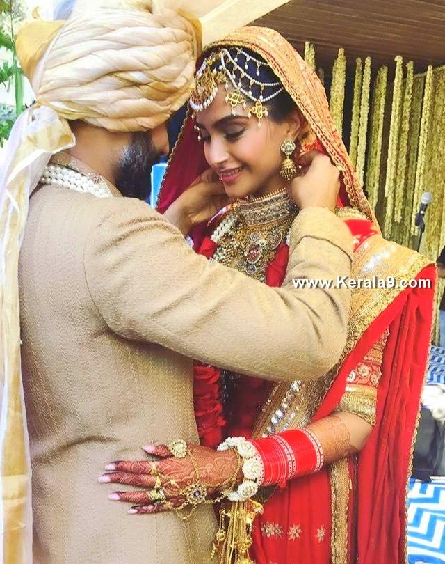 sonam kapoor wedding pics 093221 5