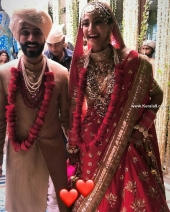 sonam kapoor wedding images 093932 3