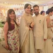sonam kapoor wedding mehendi photos 3