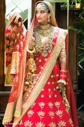 sonam kapoor wedding photos  2
