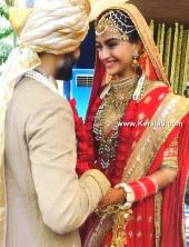 sonam kapoor wedding pics 093221 4