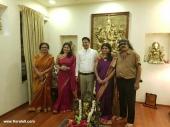 lakshmi gopalaswamy at sooryakrishnamoorthy daughter wedding pics 005 014