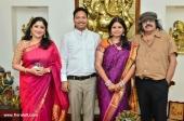 lakshmi gopalaswamy soorya krishnamoorthys daughter marriage pics 800