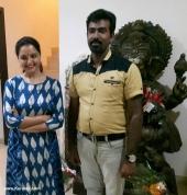 manju warrier at soorya krishnamoorthy daughter wedding photos 004 002