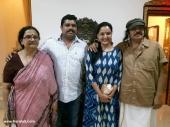 manju warrier at soorya krishnamoorthy daughter wedding photos 004