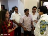 mg sreekumar at soorya krishnamoorthys daughter marriage pics 007 001