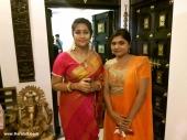 navya nair at soorya krishnamoorthys daughter marriage pics 225