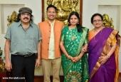 soorya krishnamoorthys daughter wedding pictures 500 003