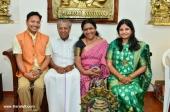soorya krishnamoorthys daughter wedding pictures 500