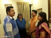 suresh gopi at soorya krishnamoorthys daughter marriage pictures 663 004