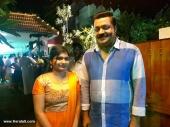 suresh gopi at soorya krishnamoorthys daughter marriage pictures 663