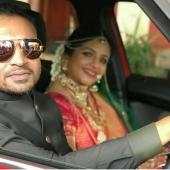 soubin shahir wedding photo
