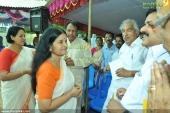 oommen chandy at sree chithira thirunal maharaja 102 birthday celebration photos