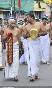 sree padmanabhaswamy temple arattu procession 2016 pictures 660