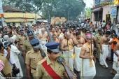 sree padmanabhaswamy temple procession photos 006