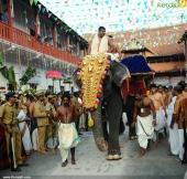sree padmanabhaswamy temple arattu ghoshayathra 2016 pics 200 007