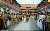 sree padmanabhaswamy temple arattu ghoshayathra 2016 pictures 300