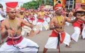 sree padmanabhaswamy temple velakali 2015 pictures 005