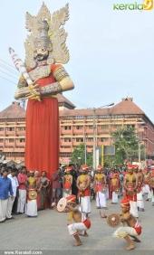 sree padmanabhaswamy temple velakali pictures 222 012