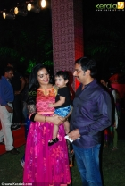 swetha menon at sreesanth marriage reception photos 008