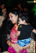 swetha menon at sreesanth marriage reception photos 010