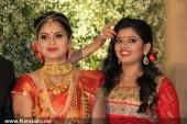 sruthi lakshmi wedding reception pics 022 013