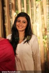 sruthi lakshmi wedding reception stills 04