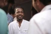 vishnu unnikrishnan at streetlight malayalam movie pooja photos 101