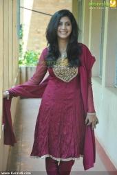 tharushi at study tour malayalam movie press meet photos