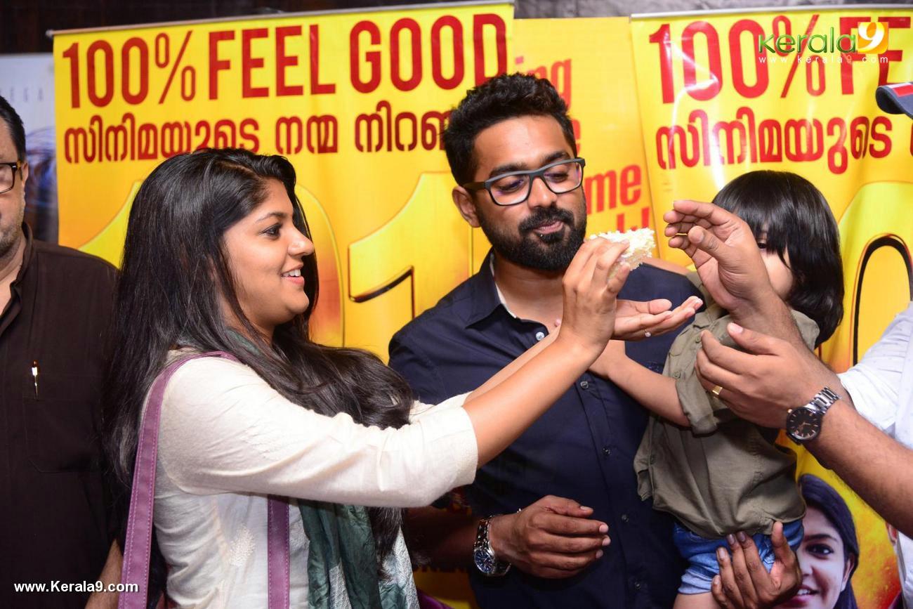 aparna balamurali at sunday holiday movie 101 days celebration photos 800 00