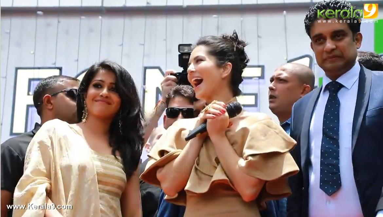 sunny leone at fone4 kochi inauguration kerala photos 001
