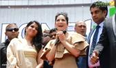 sunny leone at fone4 kochi inauguration photos 016