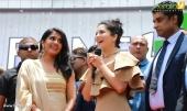 sunny leone at fone4 kochi inauguration photos 017