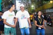 suresh gopi in mini marathon trivandrun pictures 369 007