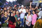 suresh gopi in mini marathon trivandrun pictures 369