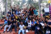 suresh gopi in mini marathon trivandrun stills 127 001