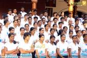 suresh gopi in mini marathon trivandrun stills 127 005
