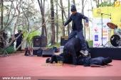 suresh gopi in mini marathon trivandrun stills 127 007