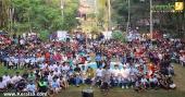 suresh gopi in mini marathon trivandrun stills 127 010