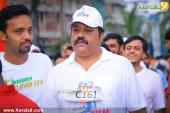 suresh gopi in mini marathon trivandrun stills 357 001