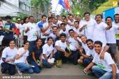 suresh gopi in mini marathon trivandrun stills 357 003