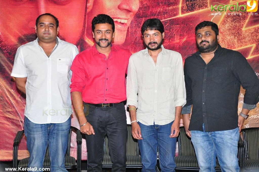 suriya at 24 movie press meet stills 654 002