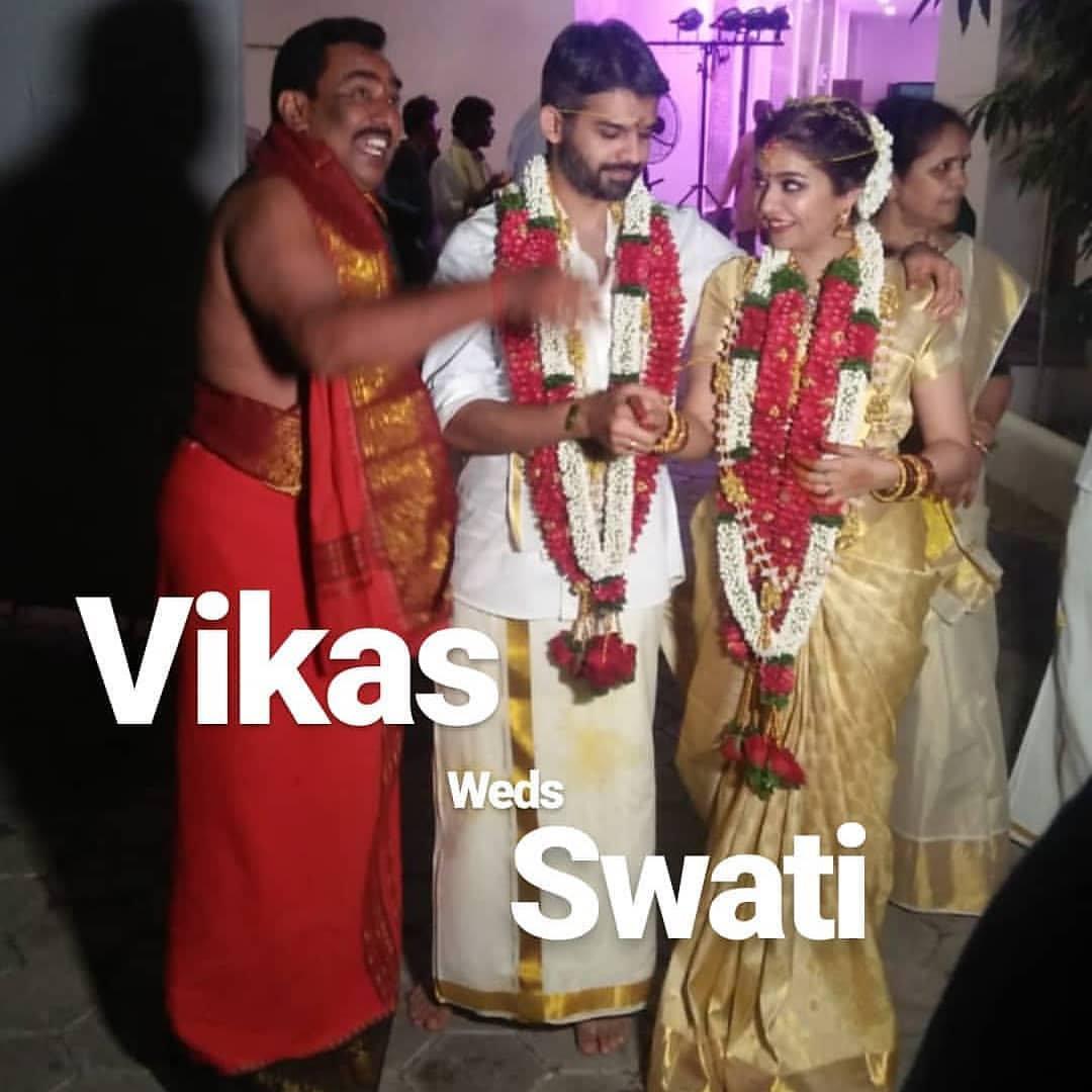 swathi reddy marriage photos  1